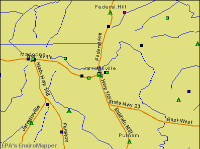 Jarrettsville, Maryland environmental map by EPA