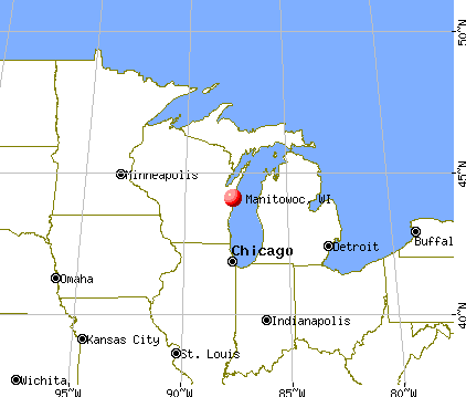 Manitowoc, Wisconsin (WI 54220, 54221) profile: population, maps ...