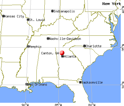 Canton Georgia GA 30114 30115 profile population maps real