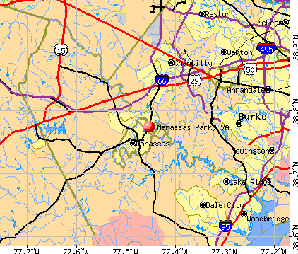 east manassas mid the store va map of