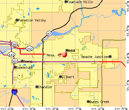 kenya az store map mesa traffic of in
