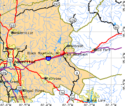 Zip Code For Black Mountain North Carolina 62