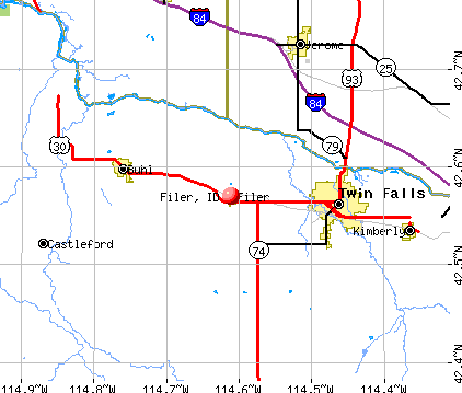 Filer, ID map
