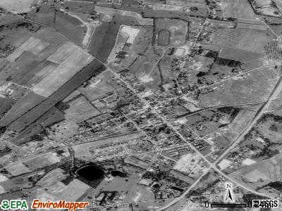 Smithsburg satellite photo by USGS