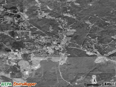 Wallkill satellite photo by USGS