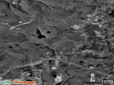 Mount Cobb satellite photo by USGS