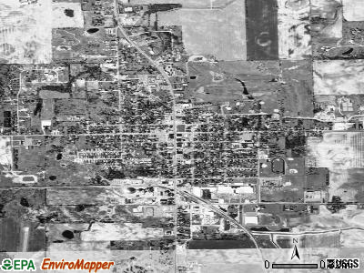 Marlette satellite photo by USGS