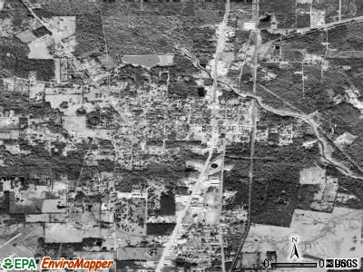 Kirbyville satellite photo by USGS