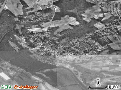 Grifton satellite photo by USGS