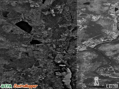 South Fallsburg satellite photo by USGS