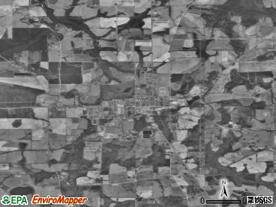 Slocomb satellite photo by USGS