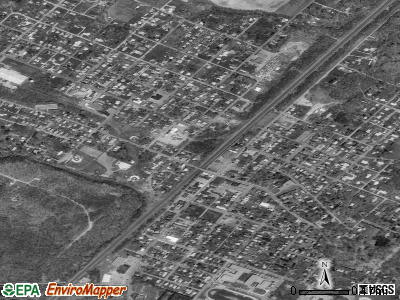 Bellwood satellite photo by USGS