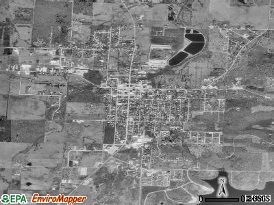 Stockton satellite photo by USGS