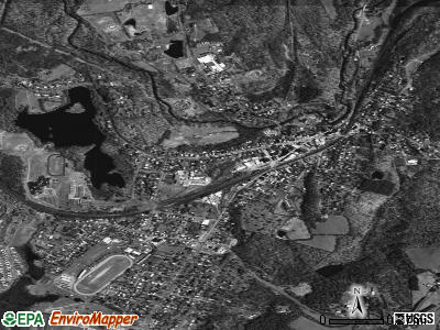 Chatham satellite photo by USGS