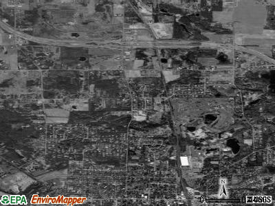Billington Heights satellite photo by USGS