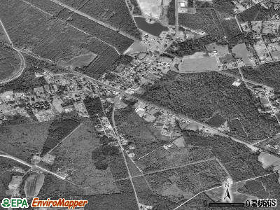 Dundee satellite photo by USGS