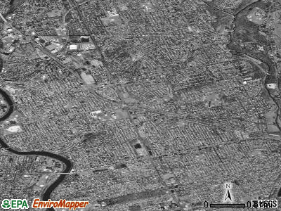 Fair Lawn satellite photo by USGS