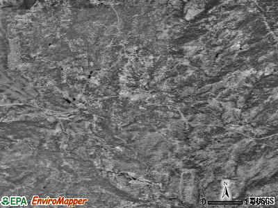 Bootjack satellite photo by USGS