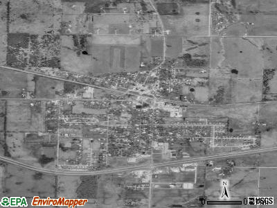Rogersville satellite photo by USGS