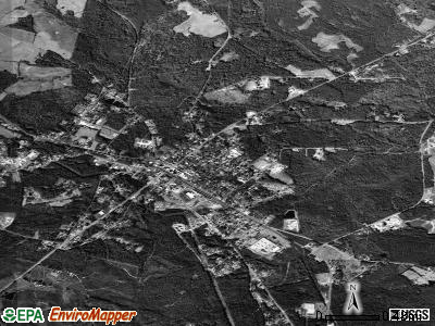 McCormick satellite photo by USGS