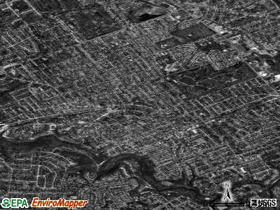 Drexel Hill satellite photo by USGS