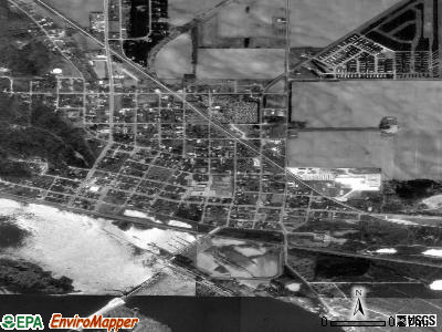Trempealeau satellite photo by USGS