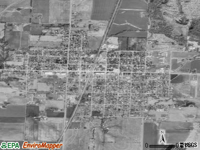 Appleton City satellite photo by USGS