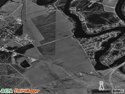 Sterlington satellite photo by USGS