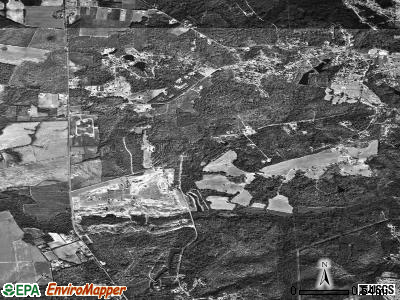 Stateburg satellite photo by USGS
