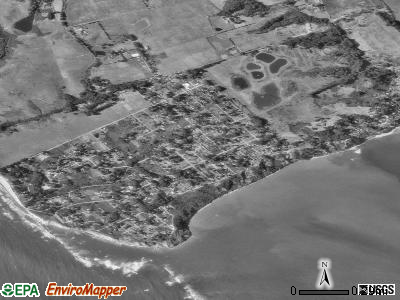 Bolinas satellite photo by USGS