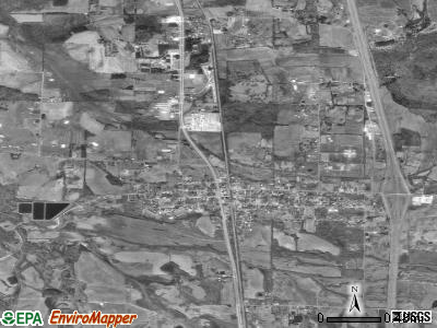 Falkville satellite photo by USGS