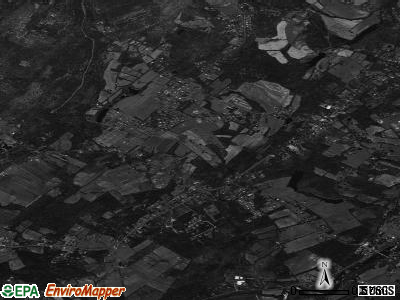Stone Ridge satellite photo by USGS