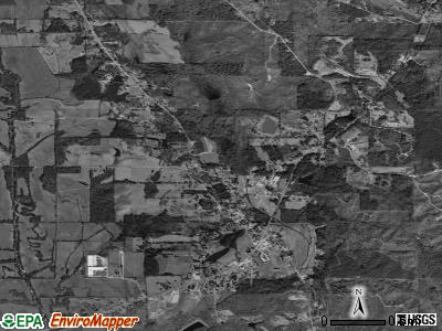 Mantachie satellite photo by USGS