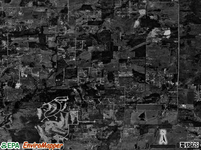 Bartonville satellite photo by USGS