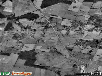 Masonville satellite photo by USGS