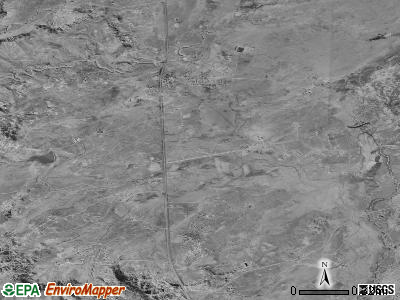 Plain Dealing satellite photo by USGS