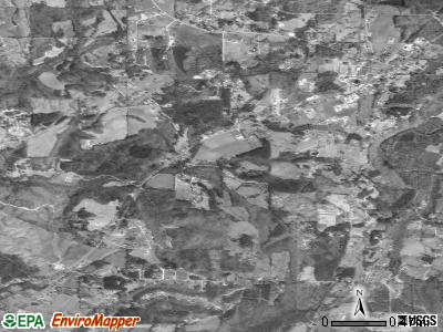 Locust Fork satellite photo by USGS