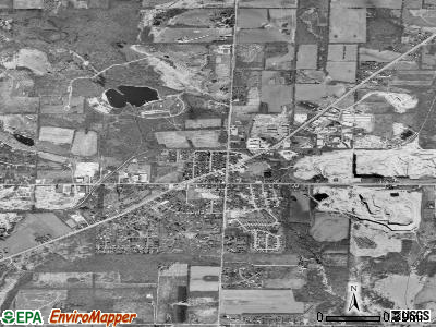 Lannon satellite photo by USGS
