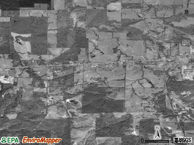 New Summerfield satellite photo by USGS
