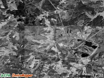 Sherrills Ford satellite photo by USGS