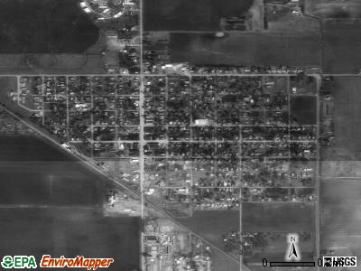 Tipton satellite photo by USGS