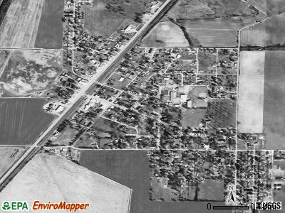 Swifton satellite photo by USGS