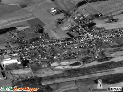 Ringtown satellite photo by USGS