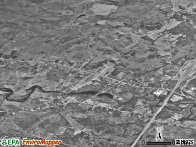 West Kennebunk satellite photo by USGS