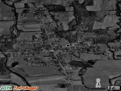 Coldwater satellite photo by USGS