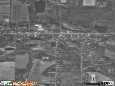 Washingtonville satellite photo by USGS