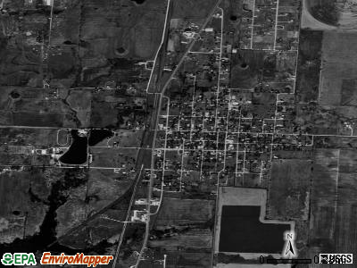 Tioga satellite photo by USGS