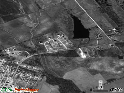 Maypearl satellite photo by USGS