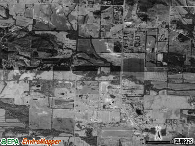 Oak Grove Heights satellite photo by USGS