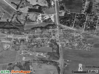 Winfield satellite photo by USGS